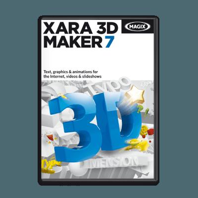 XARA 3D6 GRATUIT TÉLÉCHARGER